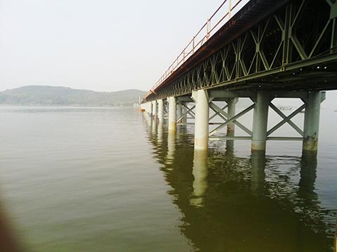 桥梁建设螺旋钢管