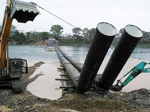 自来水厂用螺旋钢管