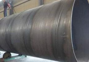 大口径防腐螺旋钢管应用领域