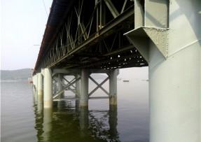 广西防城港月亮岛践桥工程