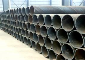 小口径薄壁螺旋钢管