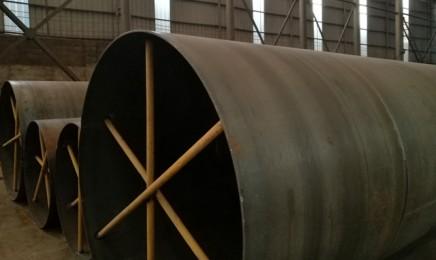 大口径加强级螺旋钢管