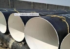 化工厂用螺旋钢管