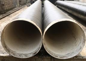水泥砂浆内衬防腐螺旋钢管