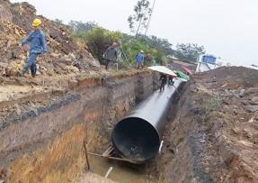 地埋防腐螺旋钢管