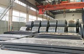 普碳钢热轧板带