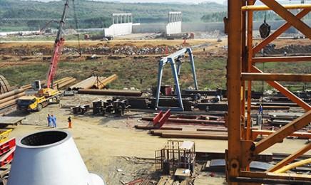 厂房钢结构用螺旋钢管