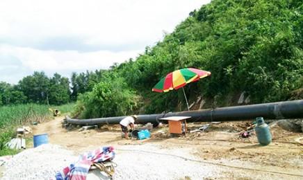 农业灌溉输水用螺旋钢管