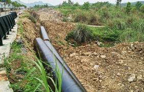 路面排水用螺旋钢管