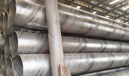小口径厚壁螺旋钢管