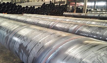 小口径螺旋焊接钢管